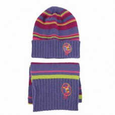 Набор шапка и шарф Селина детский